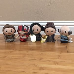 Ittybittys collectors items Star Wars